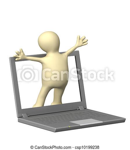 Internet - csp10199238