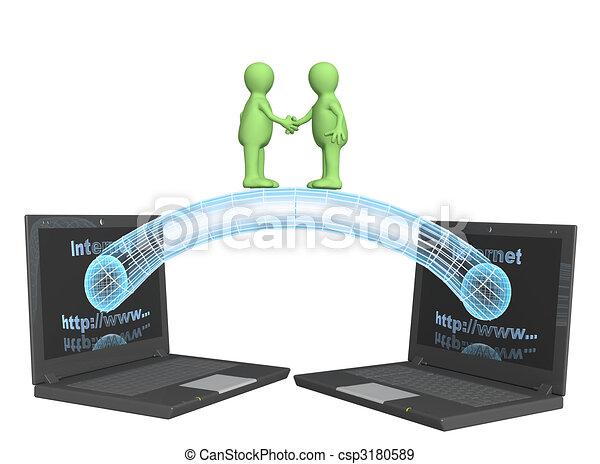Internet - csp3180589