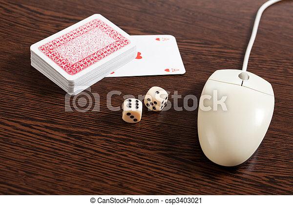 internet gambling - csp3403021