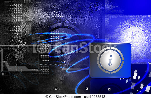 Internet icon - csp10253513