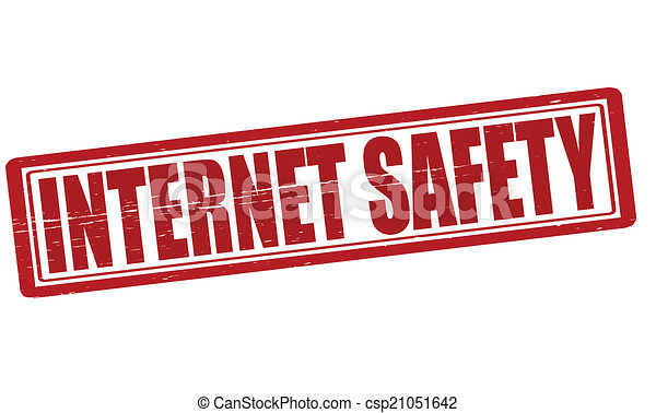 internet safety stamp with text internet safety inside vector rh canstockphoto com internet safety clipart free internet safety clipart free