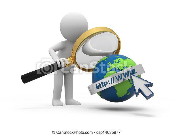 internet - csp14035977