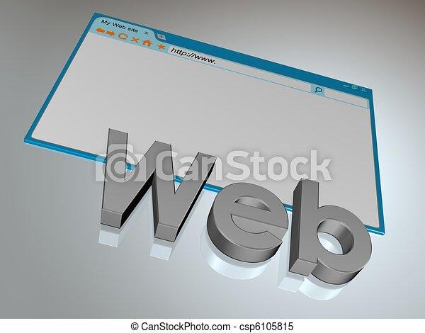 Internet - csp6105815