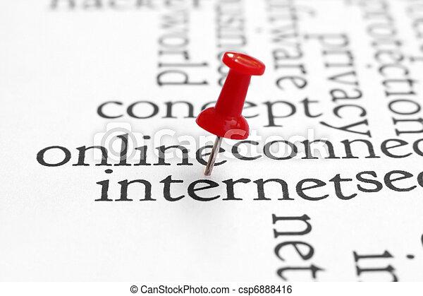 Internet - csp6888416