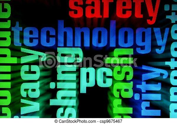 Internet technology - csp9675467