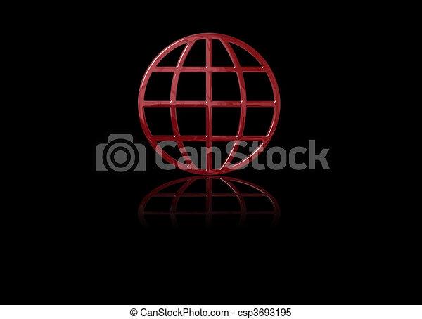 Internet  World - csp3693195