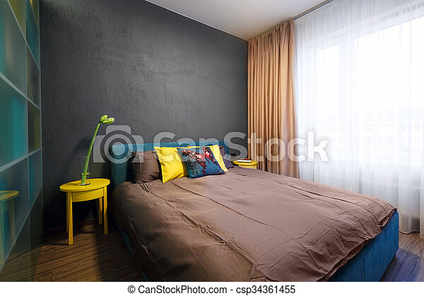 interno, -, camera letto - csp34361455