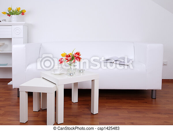 interno, casa - csp1425483