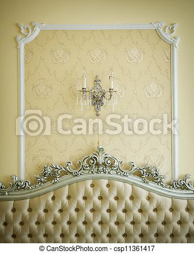interno, lusso, dettaglio - csp11361417