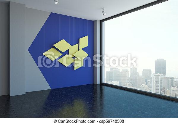 interno, stanza moderna - csp59748508