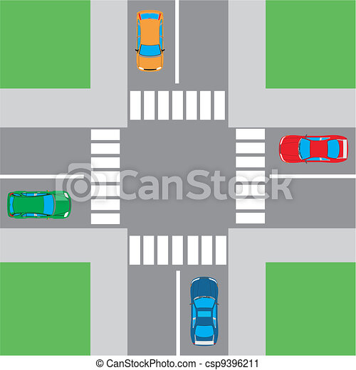 Intersection - csp9396211