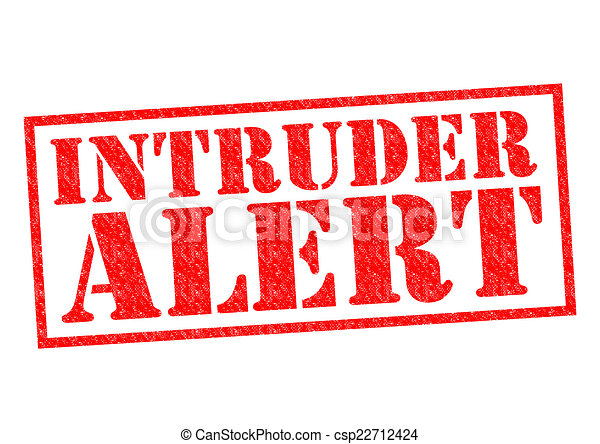 INTRUDER ALERT - csp22712424