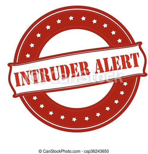 Intruder alert - csp36243650