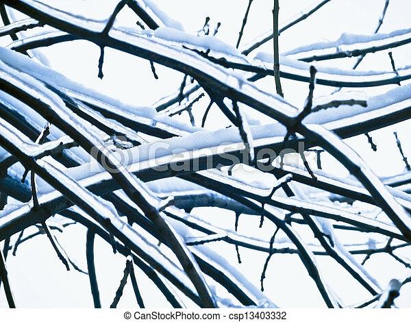 inverno - csp13403332