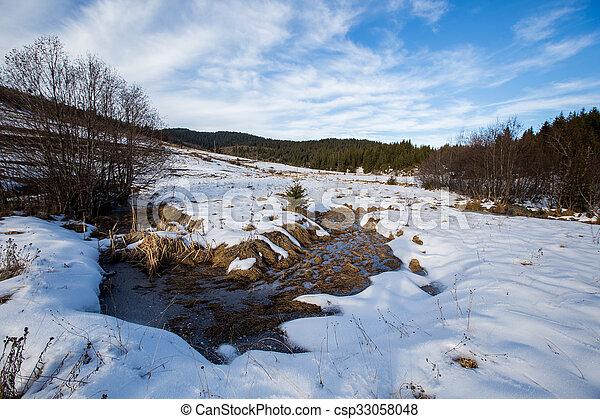 inverno - csp33058048