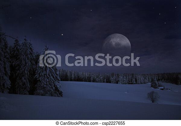 inverno - csp2227655
