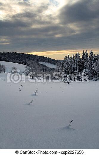 inverno - csp2227656