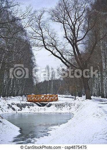 inverno - csp4875475