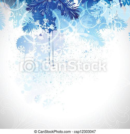 inverno - csp12303047