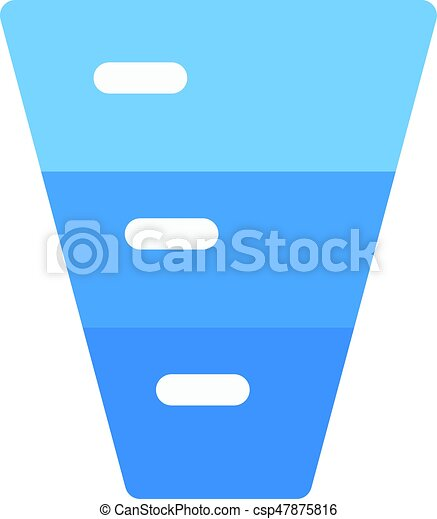 Inverted funnel diagram vector clip art search illustration inverted funnel diagram csp47875816 ccuart Image collections