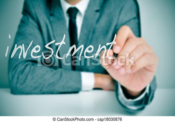 investering - csp18030876
