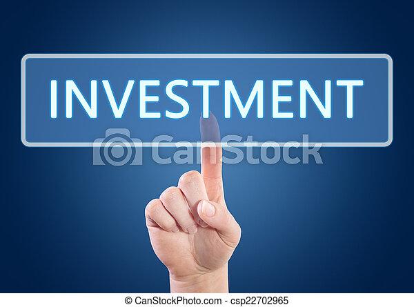 investering - csp22702965