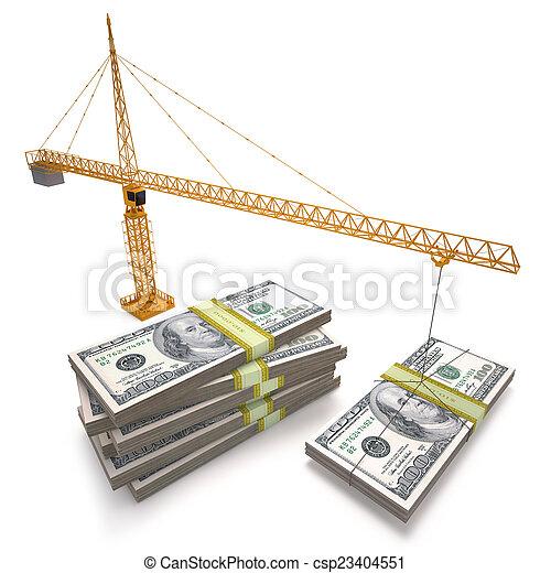 investering - csp23404551