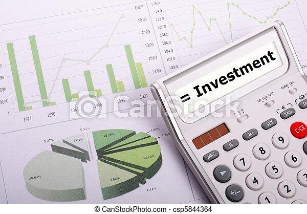 investering - csp5844364