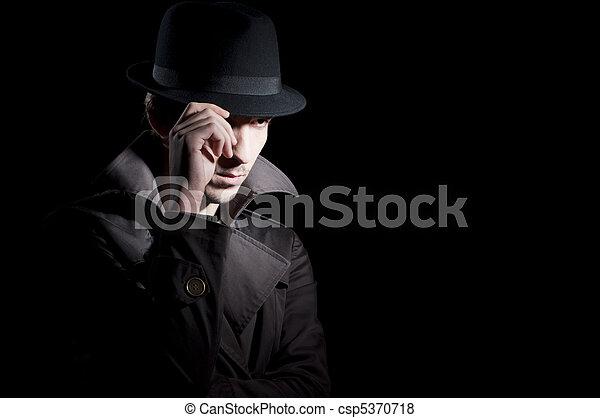 investigador privado - csp5370718