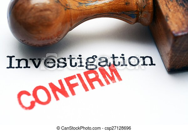 Investigation - confirm - csp27128696