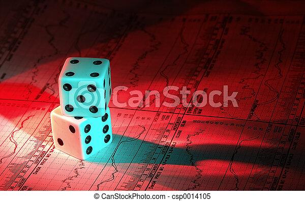 investimento, gamble - csp0014105