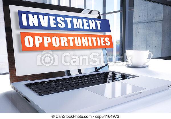 investimento, opportunità - csp54164973