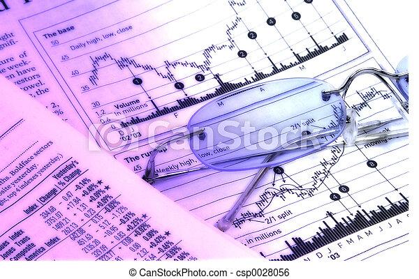 investition, gewinne - csp0028056