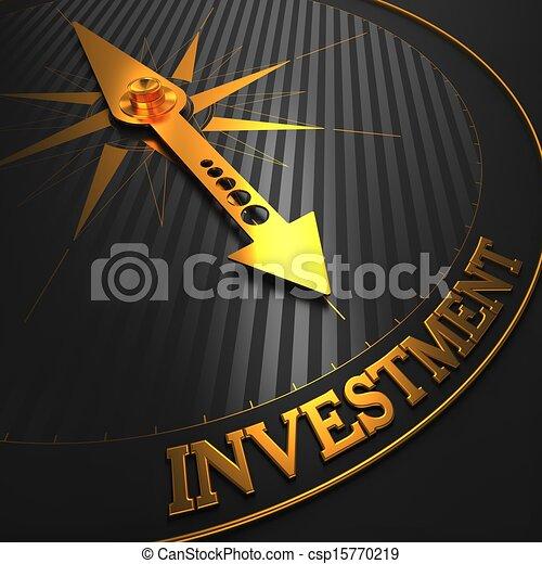 investment., achtergrond., zakelijk - csp15770219
