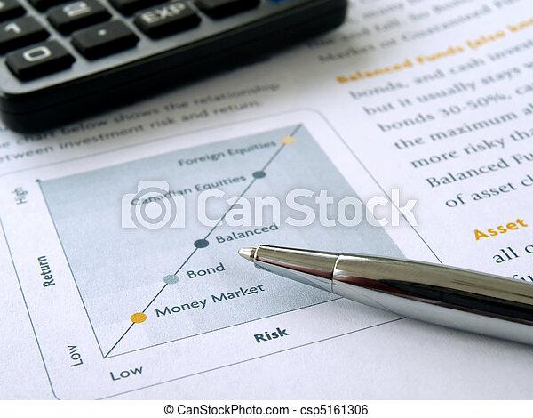 Investment chart - csp5161306