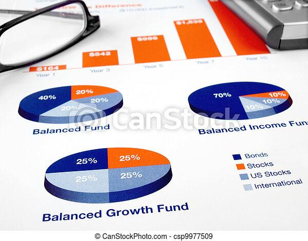 Investment Chart - csp9977509