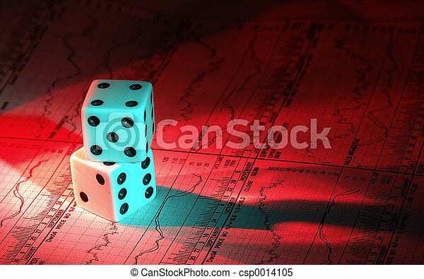 Investment Gamble - csp0014105