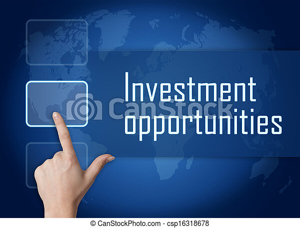 Investment opportunities - csp16318678