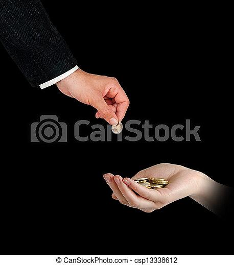 Investment - csp13338612