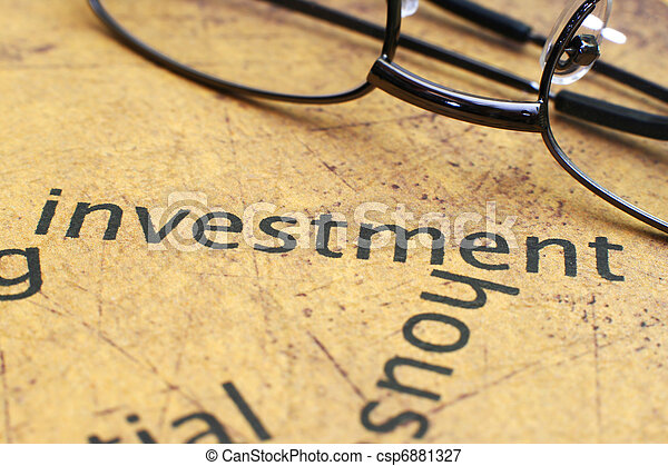 Investment - csp6881327