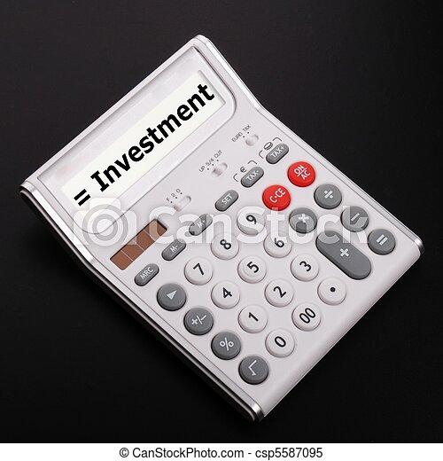 investment - csp5587095