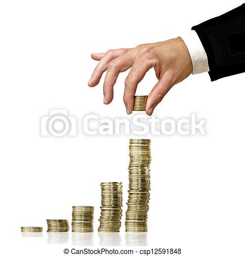 Investment - csp12591848