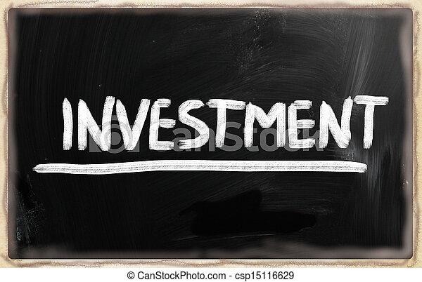 investment - csp15116629