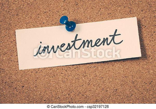 investment - csp32197128