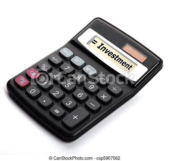 investment - csp5907562