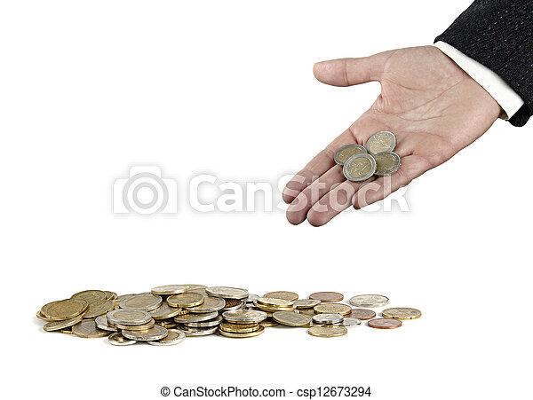 Investment - csp12673294