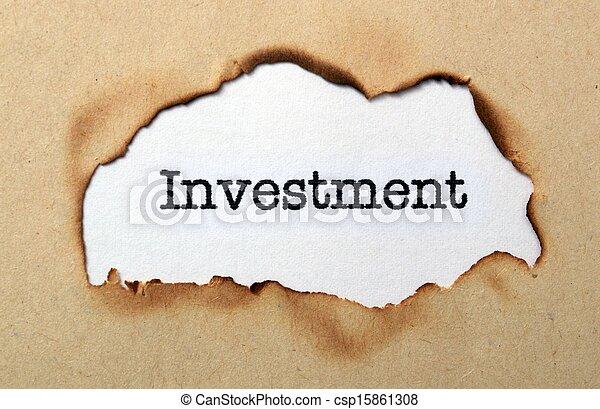 Investment - csp15861308