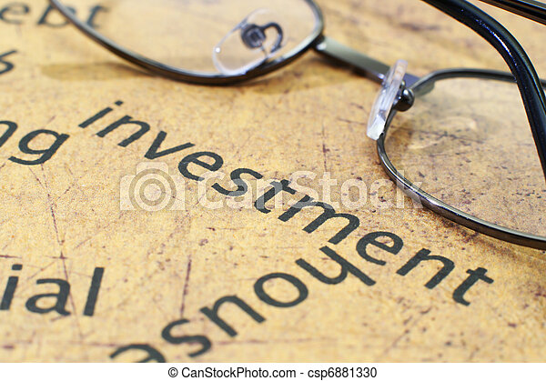 Investment - csp6881330