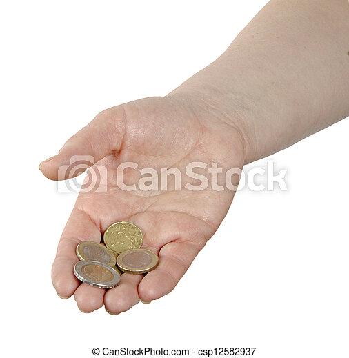 Investment - csp12582937