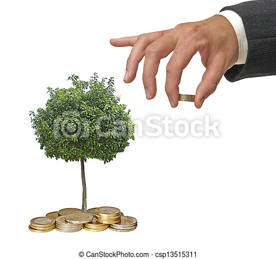 Investment to agriculture - csp13515311